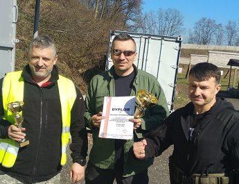 Dominik Brymerski z Krasocina najlepszy w zawodach strzeleckich w Radomsku