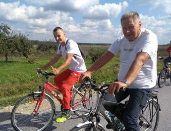 Rower pomaga we Włoszczowie. Rusza sezon na pomaganie dzieciom