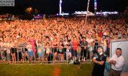 Król disco-polo ściągnął tysiące fanów na włoszczowski stadion. To były najlepsze Dni Włoszczowy w historii (niebawem wideo)