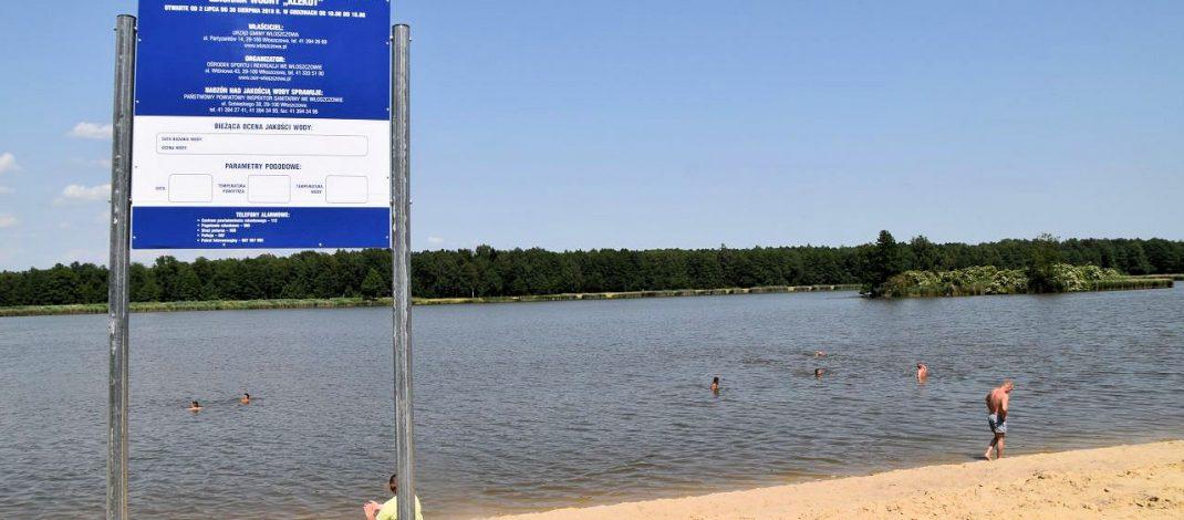 Od 2 lipca rusza sezon kąpielowy na Klekocie. Będzie sporo nowości dla wypoczywających nad wodą