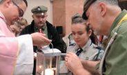 W niedzielę włoszczowscy harcerze przekażą mieszkańcom Betlejemskie Światło Pokoju przywiezione z Austrii