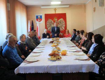 Dzień Sołtysa w gminie Secemin. Władze samorządowe pamiętały o przedstawicielach wsi