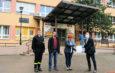 """Ponad tysiąc maseczek od gospodyń z Bebelna i Kurzelowa w ramach akcji """"Bierzcie na zdrowie"""""""