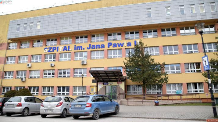 Powiat włoszczowski staje w obronie personelu medycznego szpitala