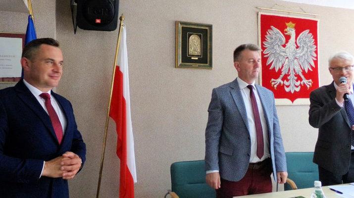 Jednogłośne wotum zaufania i absolutorium dla burmistrza Włoszczowy