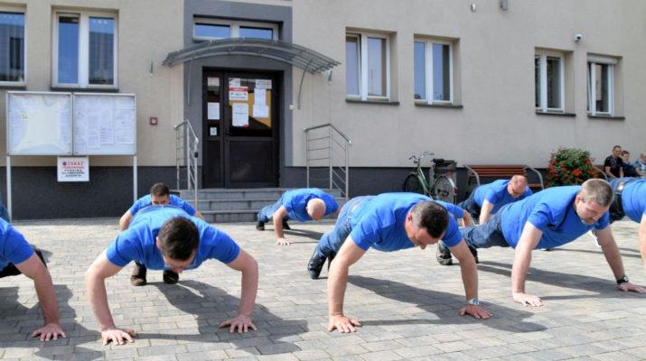 #GaszynChallenge we Włoszczowie