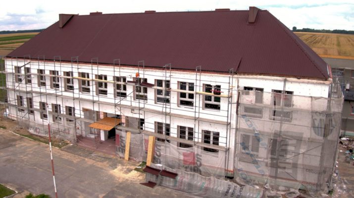 Termomodernizacja szkół w gminie Kluczewsko