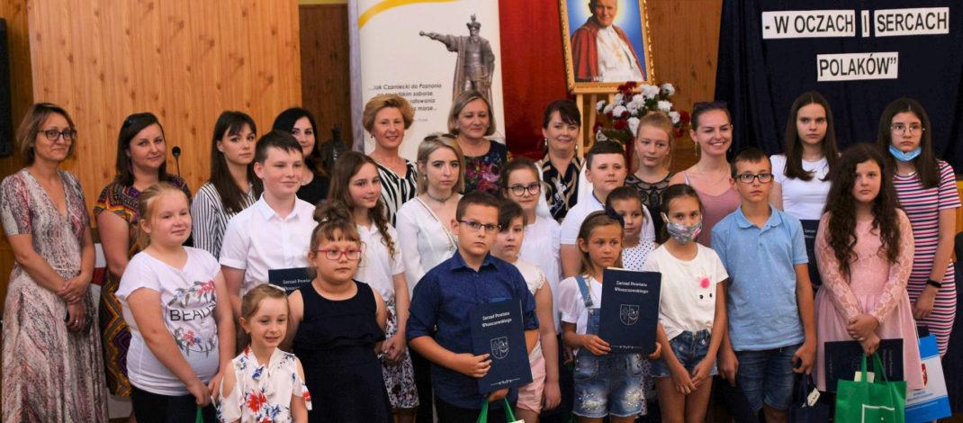 Konkurs o Janie Pawle II we Włoszczowie