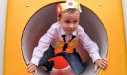 W Kurzelowie otwarto najładniejszy przedszkolny plac zabaw w gminie Włoszczowa. Teraz czas na siłownię