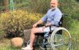 artur wąsowicz proteza nogi