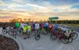 Rajd rowerowy z okazji 100-lecia bitwy warszawskiej