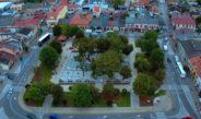 Włoszczowski rynek jednym z najładniejszych w województwie świętokrzyskim. Uroczyste otwarcie 2 października