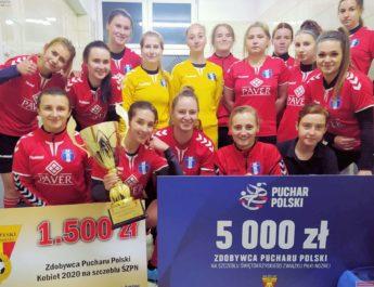 """Wielki sukces włoszczowskich """"Hetmanek"""" – zdobyły Puchar Polski Kobiet w naszym województwie"""