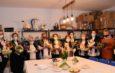 Około 100 oryginalnych stroików na Wielkanoc przygotowały gospodynie z Oleszna