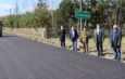 Trwa intensywny remont dróg powiatu włoszczowskiego. Nowe nawierzchnie powstają dzięki pokaźnym dotacjom z budżetu państwa